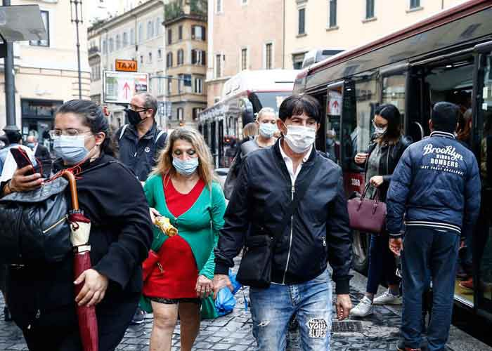 italia, nuevas medidas, restricciones, pandemia, coronavirus, covid19
