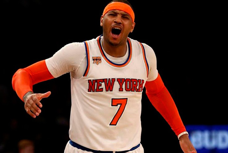 carmelo, anthony, knicks, new york, derrick, rose,phil, jackson, NBA, angeles, clippers,-Carmelo Anthony: 'No me iré de Nueva York sin un plan'