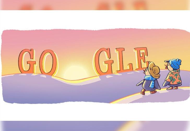 ¡Feliz Nochevieja 2017!: Google lanzó su último doodle del año