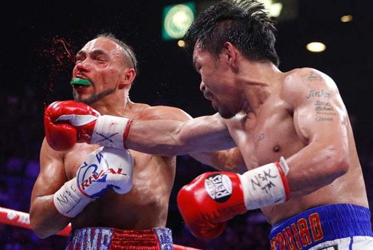 manny, pacquiao, pelea, amb, campeon, welter, keith, thurman, revancha, decision,