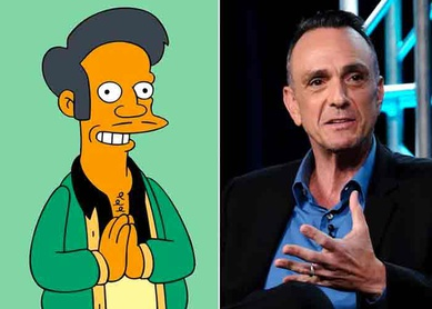 Actor de Los Simpsons se disculpa por su interpretación de Apu