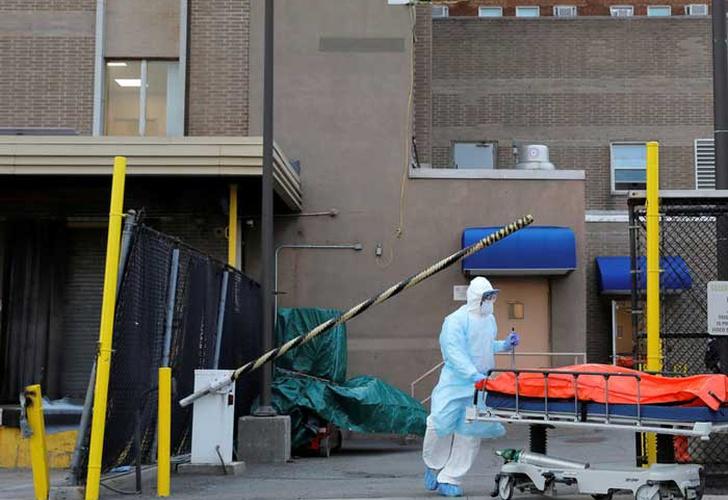 Coronavirus ya deja 73.139 muertos en todo el mundo