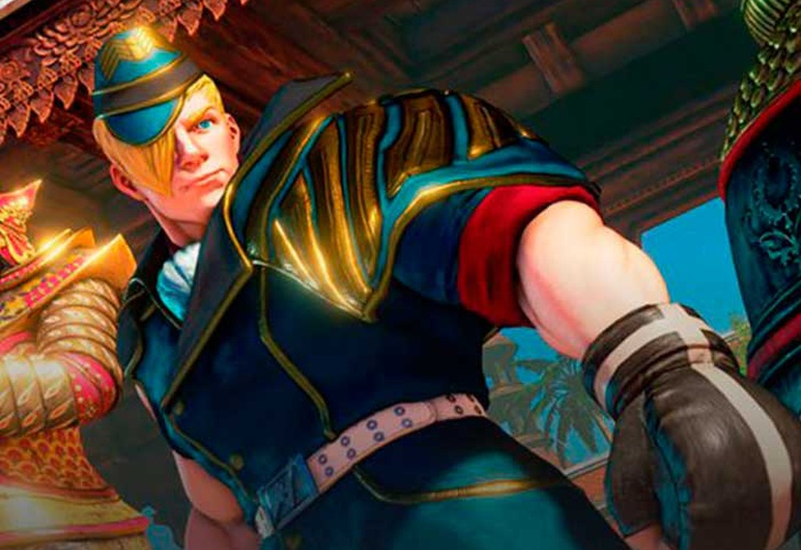 ¿Quién es realmente Ed, el boxeador de Street Fighter V?