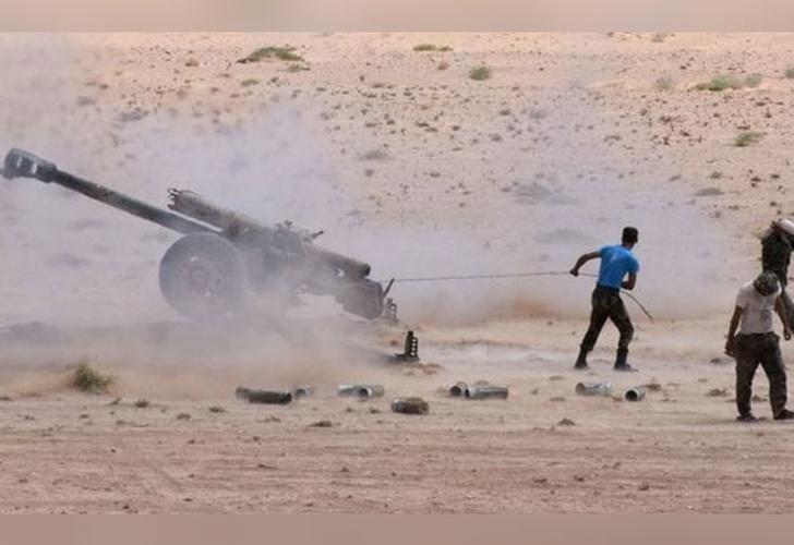 Ejército sirio rompe cerco del Estado Islámico en Deir Ezzor