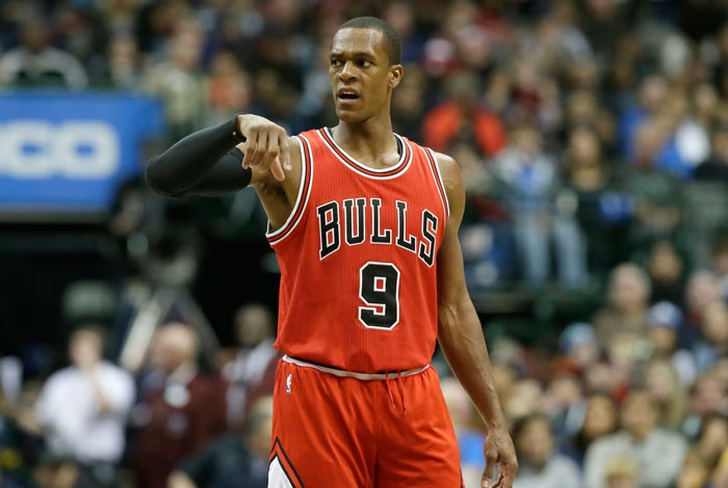 rajon, rondo, chicago, bulls, boston, celtics, scottie, pippen, nba,