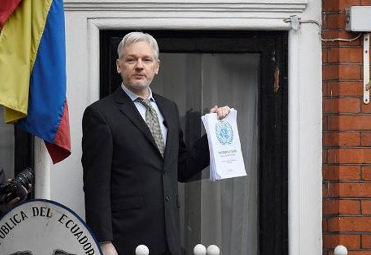 Ecuador continuará dando asilo al fundador de Wikileaks