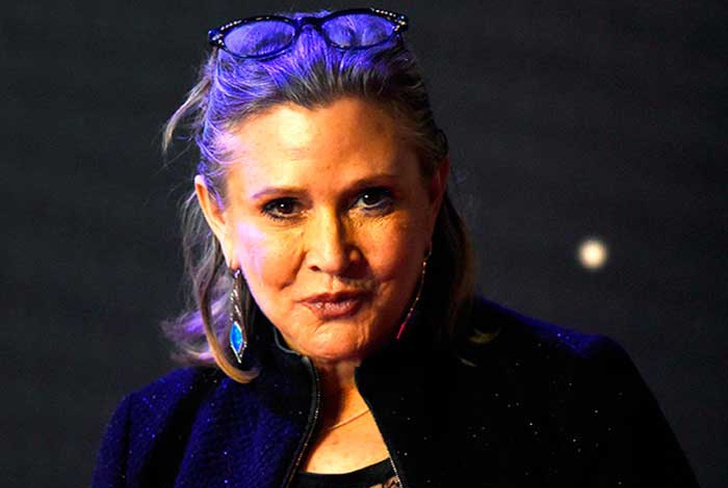 carrie, fisher, recibe, grammy, potumo, noticias, musica, cine, star war,