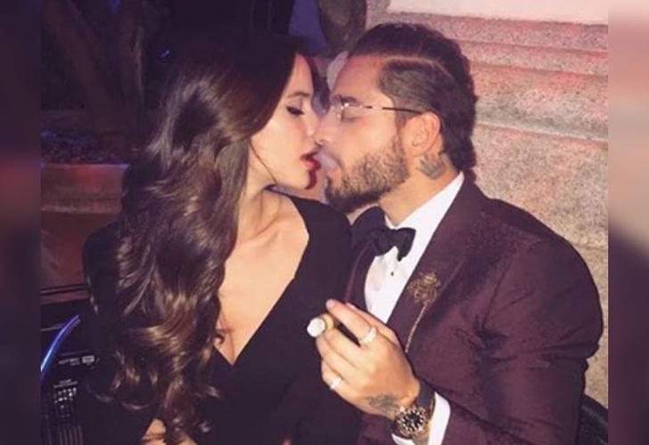 Así confirmó Maluma su noviazgo en medio de su fiesta de cumpleaños