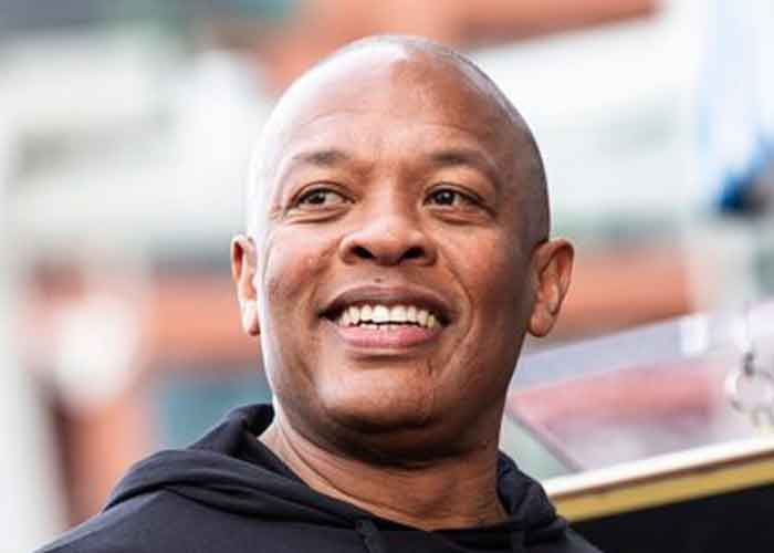 Dr. Dre salió del hospital, tras pasar 10 días internado