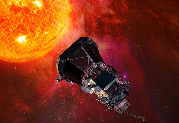 NASA anuncia su primera misión al Sol