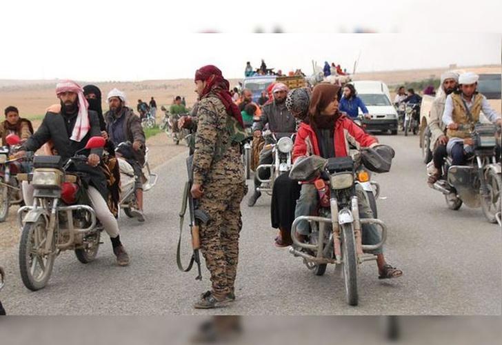 Bombardeos contra yihadistas deja 23 muertos