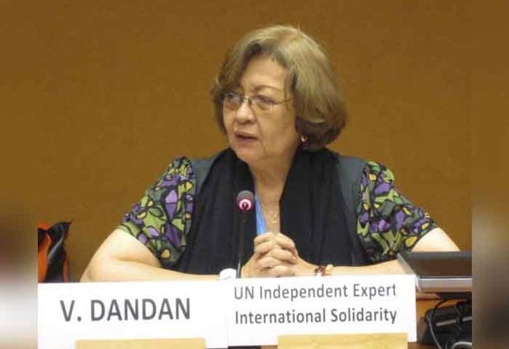 Relatora de ONU dialoga con canciller cubano sobre solidaridad internacional