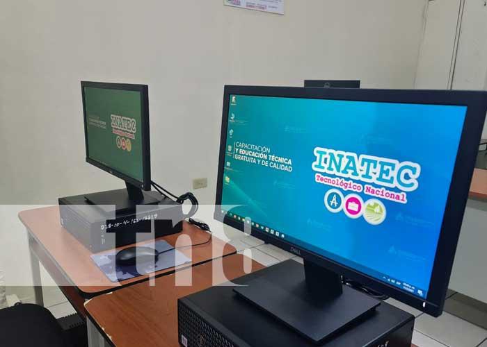 nicaragua, educacion, tecnologico, computacion,