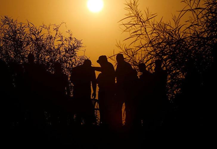 Abaten a palestino tras asesinar a tres israelíes