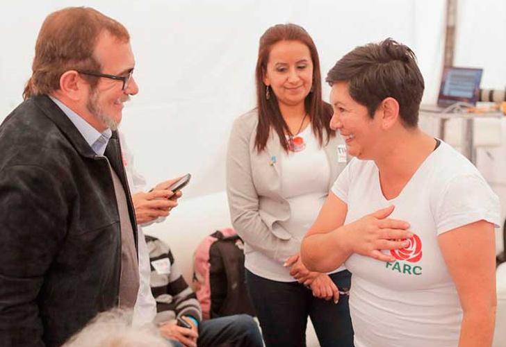 Líder del grupo guerrillero FARC va por presidencia de Colombia