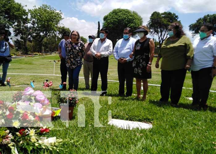 nicaragua, jacinto suarez, conmemoracion, diputado, asamblea, plano de vida,