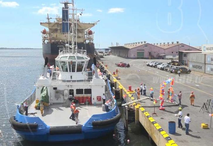 Mañana martes inauguran remolcador General Sandino