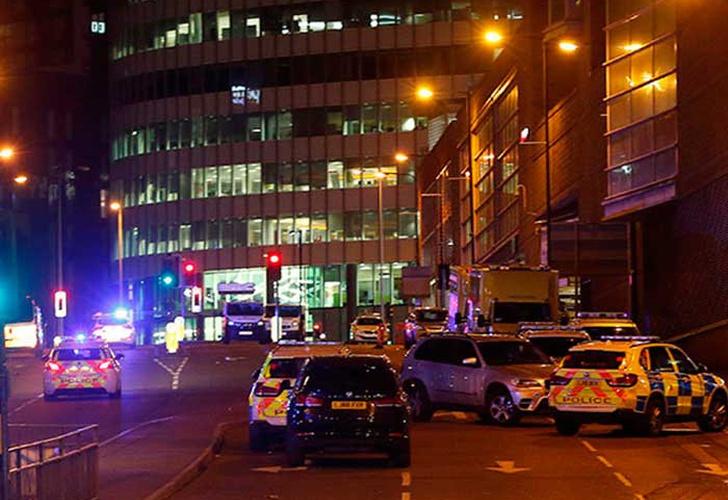Ariana Grande cantará a beneficio de las víctimas del atentado en Manchester