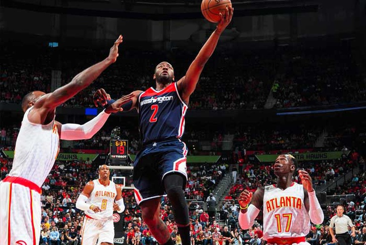 baloncesto, washington, cavaliers, wizards, nba, atlanta, howard, millsap, wall