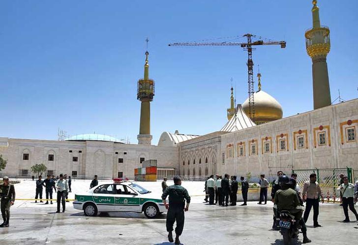 Tras ataque, Irán pide ayuda internacional contra el terrorismo