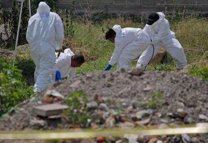 Hay 306 fosas clandestinas en Chihuahua
