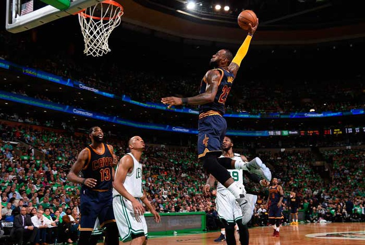 cavaliers, cleveland, nba, playoffs, final, conferencia, baloncesto, lebron, james, boston, celtics,