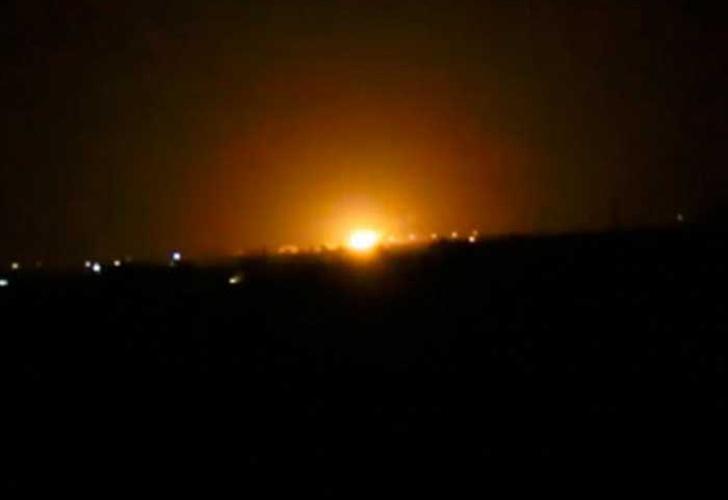 Se registra explosión en Damasco; ven ataque israelí