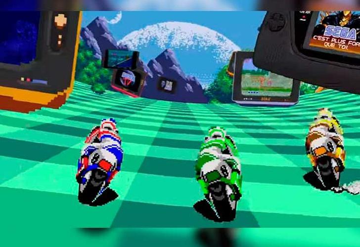 Los Juegos Clasicos De Sega Llegaran A Tu Celular