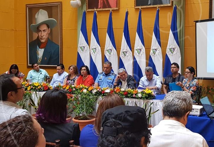 nicaragua, congreso, avances, economia, ong, encuentro,