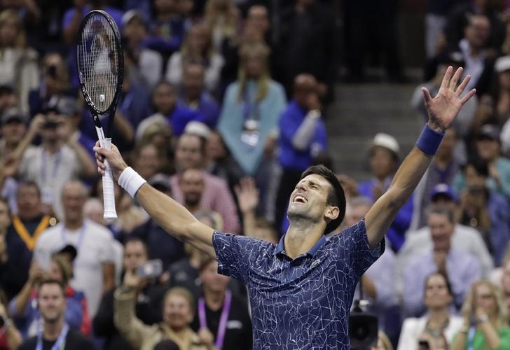 Del Potro cayó ante Djokovic en la final del US Open