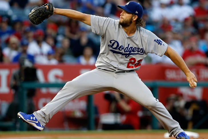 clayton, kershaw, dodgers, angeles, diamonbacks, arizona, patrick, corbin, ketel, marte,-Kershaw logra 13ra victoria y Dodgers vencen a Arizona 4-3