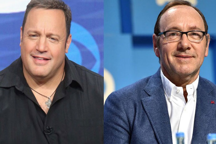 'House of cards': La gente quiere que Kevin James sustituya a Kevin Spacey