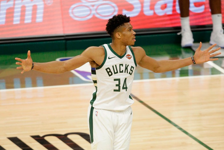 giannis, antetokounmpo, pistons, detroit, bucks, milwaukee, andre, drummond, george, hill,