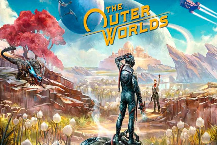 tecnologia, videojuego, xbox, playstation, galaxia, the outer worlds