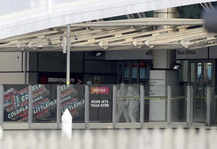 Grupo yihadista Estado Islámico reivindica el atentado de Mánchester