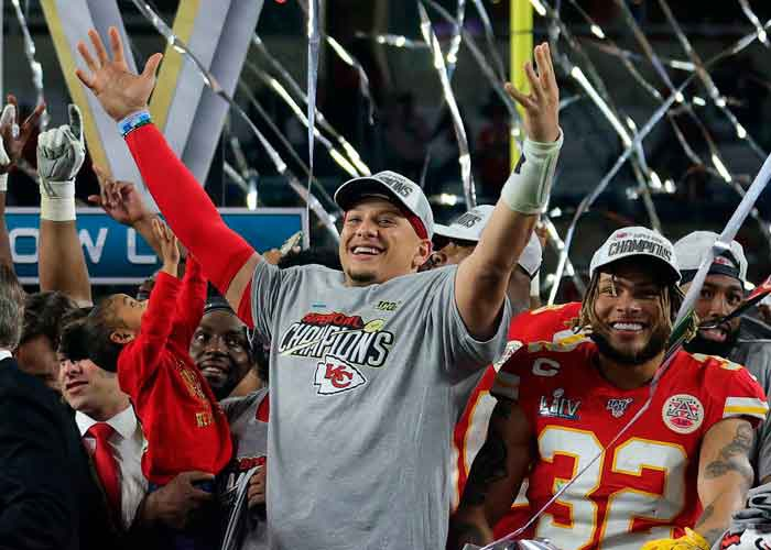 patrick, mahomes, super, bowl, nfl, kansas, city, chiefs, mvp, nfl,