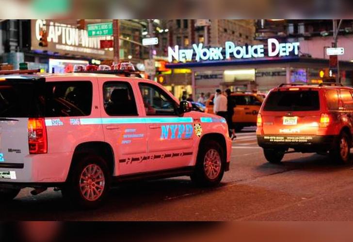 Caen dos sospechosos de terrorismo en Nueva York