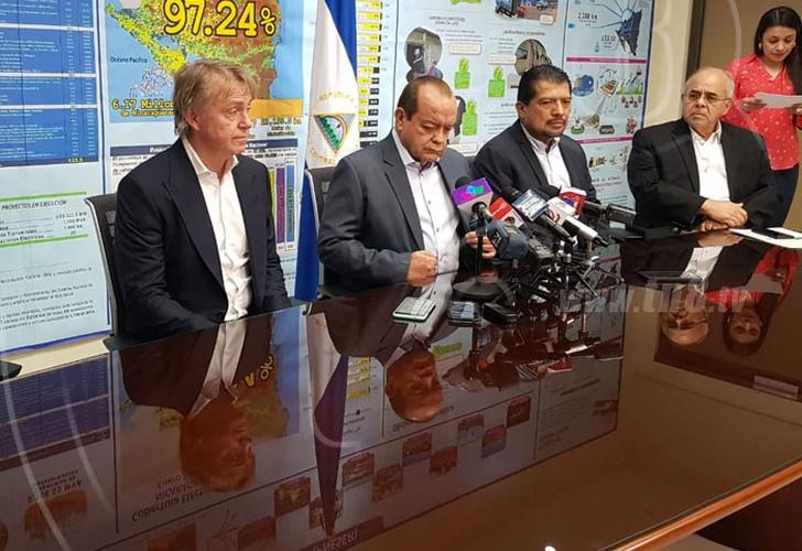 nicaragua, firma acuerdo, New Fortress Energy, construcción, planta de gas,