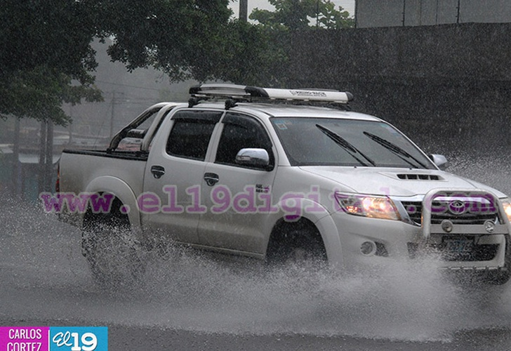 10 muertos en Nicaragua por lluvias