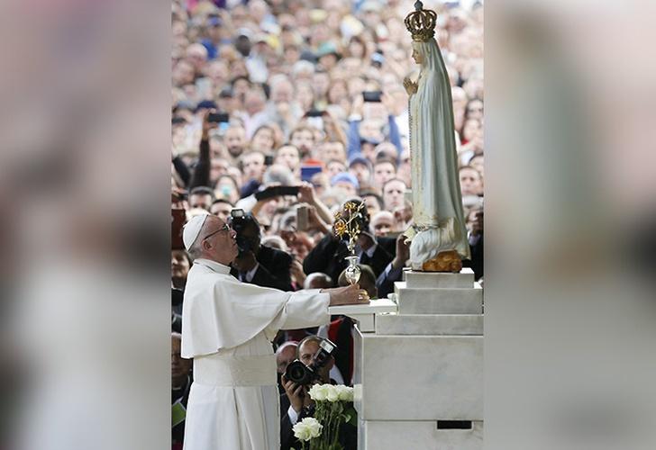 Iglesia destaca la canonización de dos niños no mártires