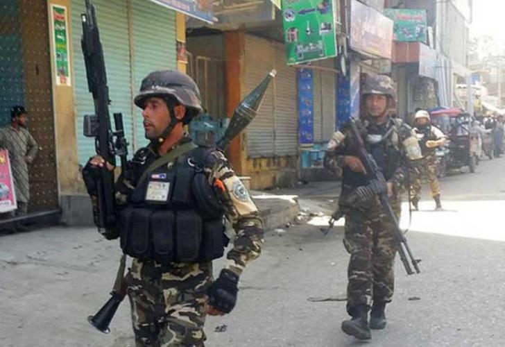 Al menos una persona fallece en ataque a sede de televisión afgano