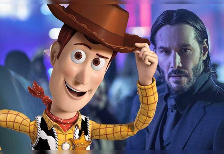 Keanu Reeves tendrá un misterioso personaje en