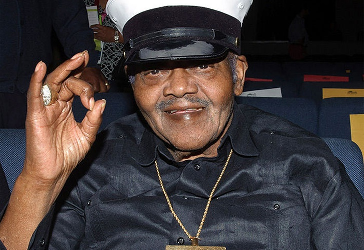 Muere la leyenda del rock and roll Fats Domino