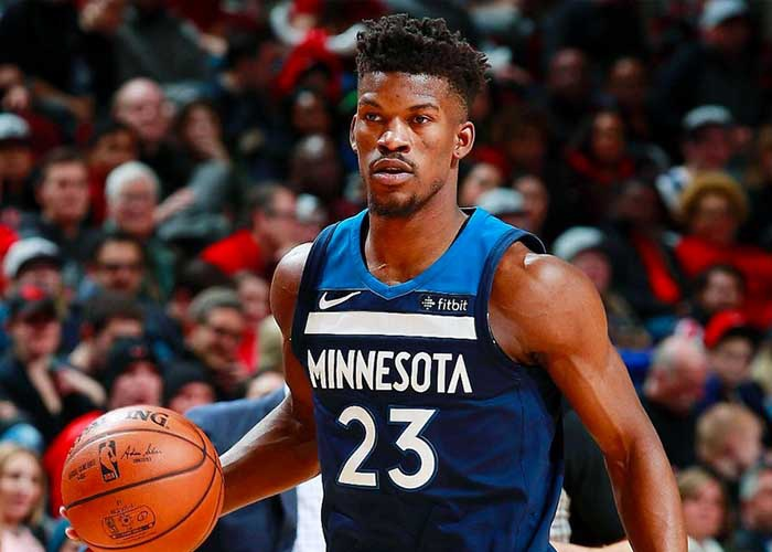 jimmy, butler, escolta, timberwolves, minnesota, lakers, lebron, irving, los angeles, 2019,