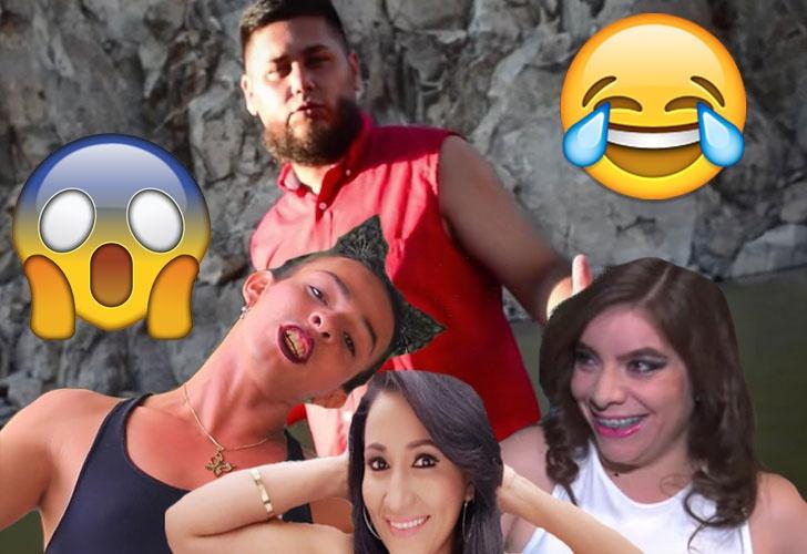 nicaragua, personajes, video viral, redes sociales, polemica, escandalo, farandula,