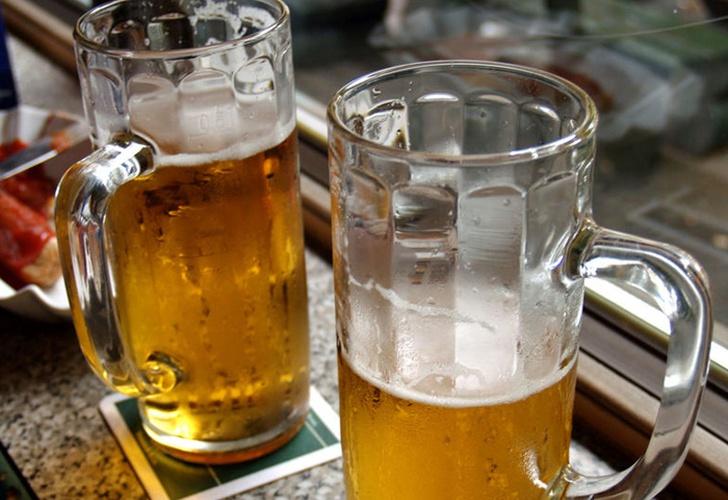 Engorda menos la cerveza sin alcohol