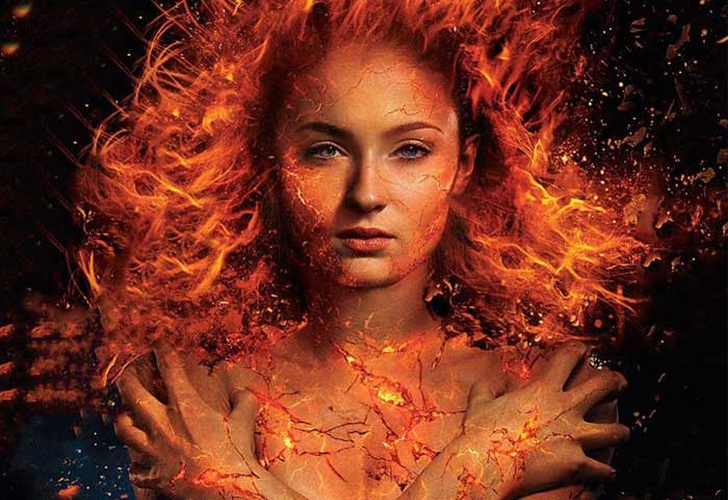 estados unidos, cine, marvel, trailer X-Men: Dark Phoenix, 20th Century Fox, sophie turner,