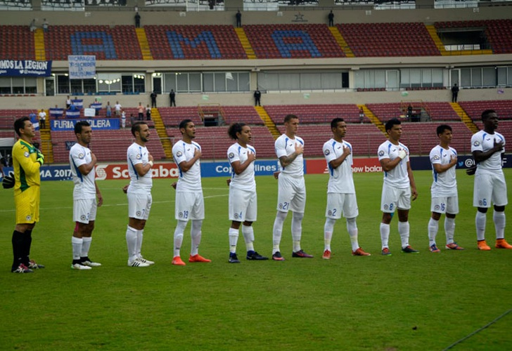 Nicaragua completa la lista de 12 equipos participantes para Copa Oro