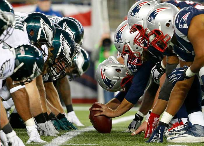 tom, brady, nueva, inglaterra, patriots, brandin, eagles, super bowl, filadelfia,-Super Bowl: Cómo comparan Patriots y Eagles en cada sector