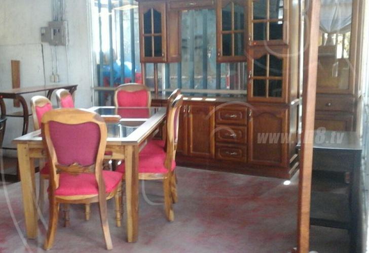 Invitan a feria de muebles y artesan as de madera for Feria de muebles